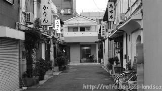 大阪五新地の歩き方 [今里・松島・滝井・信太山編]