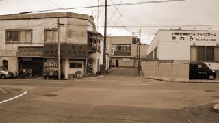 ローカル線と漁港とぬれ煎餅の街「銚子」の赤線跡を歩く
