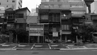 街角の記憶 ~問屋橋商店街と浜町川~