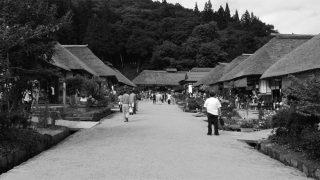 まるでリアル江戸時代…福島・大内宿でタイムトラベラー気分を味わう