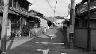 まるで廃村…栃木市に残る謎の遊里跡を訪ねる