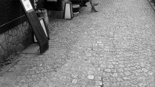 THE 花街情緒。神楽坂の路地裏風景