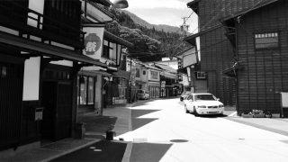 木曽漆器のふるさと 木曽平沢の重伝建な町並み