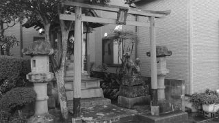 第三の廓。鳥取・倉吉新地を歩く