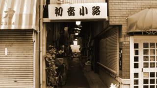谷中にこんなところがあったなんて…。昭和アーケード横丁『初音小路』
