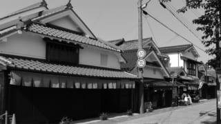 ぶらっと日帰りツーリング。丹波篠山の城下町を見てきた
